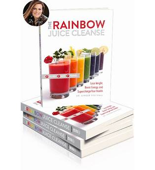 10 Day Juice Cleanse Book