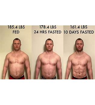 10 Day Juice Fast Results