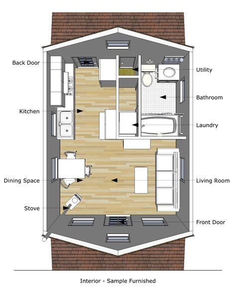 10 x 20 cabin plans Image