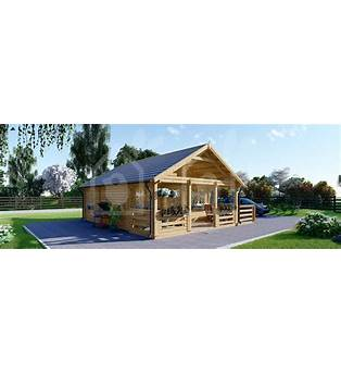 10 X 20 Log Cabin Plans