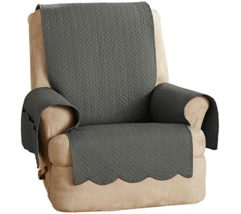 100 Cotton Recliner Cover