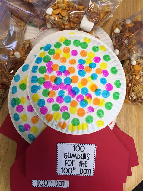 100 Day Projects For Kindergarteners