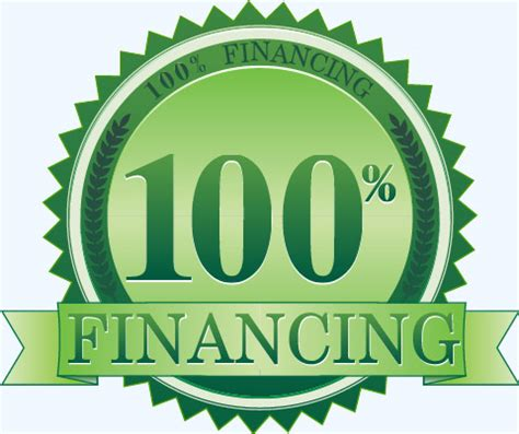 100 Financing Commercial Loan Programs