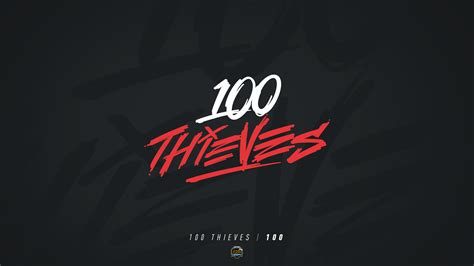 100 thieves Image