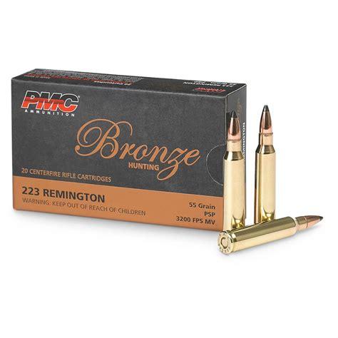 100 Grain 223 Ammo For Sale