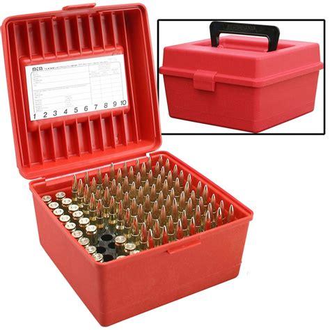 100 Rnd Ammo Box 6 5 Creedmoor