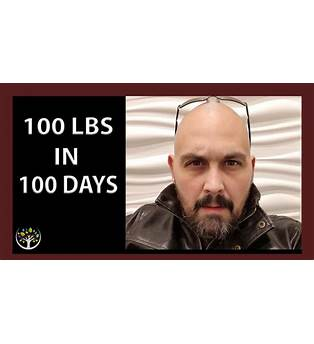 100 Day Water Fast