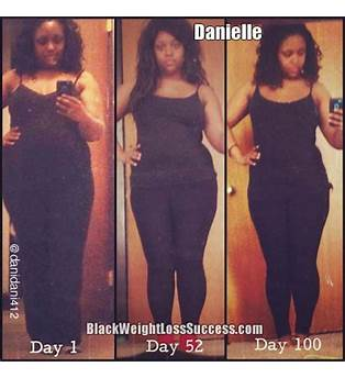 100 Day Weight Loss Before And After