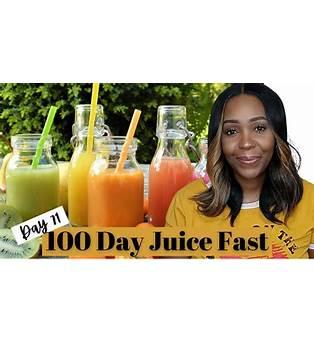 100 Days Juice Fasting