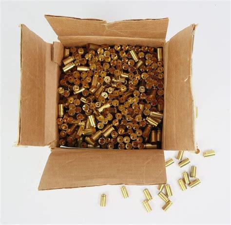 1000 Rounds 9mm Brass Jhp