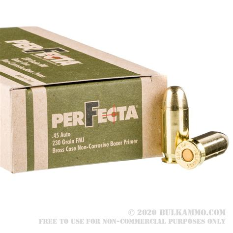 1000 Rounds Of 45 Acp Ball Ammo