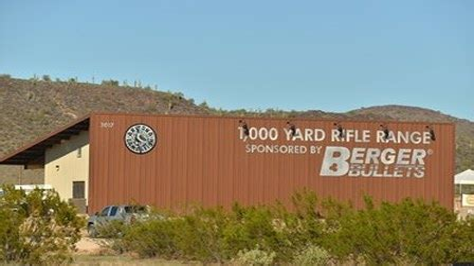 1000 Yard Plus Rifle Range In California
