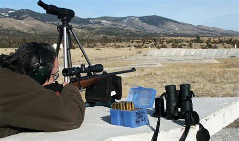 1000 Yd Rifle Shooting