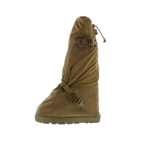 1005COY Waterproof Insulated Knee Hi Flood Overboots Military Boots