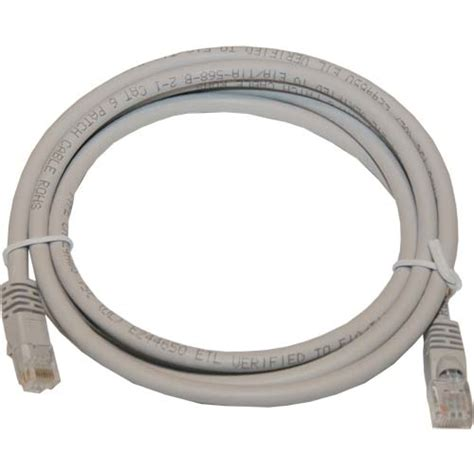 100ft Cat6 550 MHz Crossover Patch Cable - Gray by LinkCable
