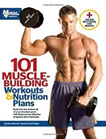 [pdf] 101 Muscle Building Workouts Nutrition Plans 101 Workouts .