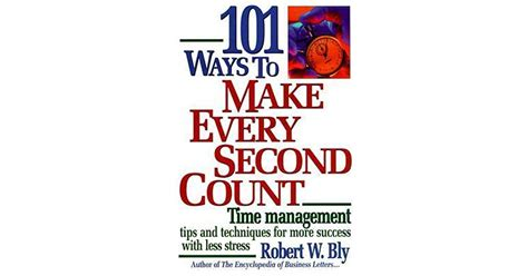 [pdf] 101 Ways To Make Every Second Count Time Management.