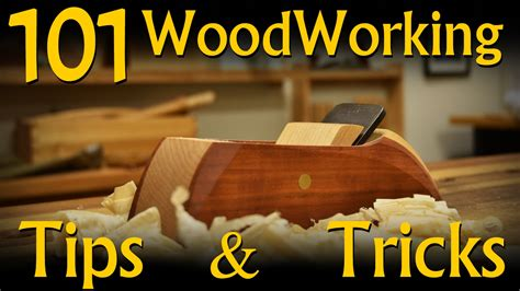 101-Woodworking-Tips-And-Tricks