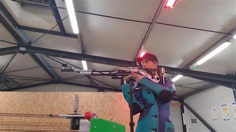 10m Air Rifle Shooting Training