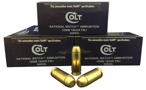 10mm Match Ammo And 12 Gauge Exploder Ammo