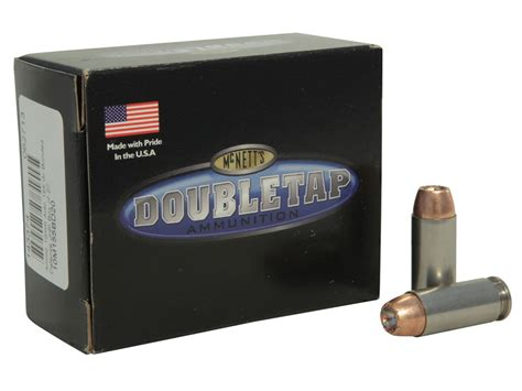 10mm Ammo Double Tap