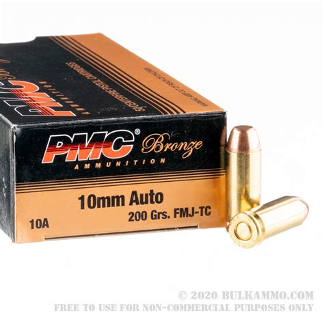 10mm Ammo Fmj Bulk Ammo
