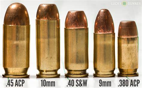 10mm Ammo To 40 Caliber