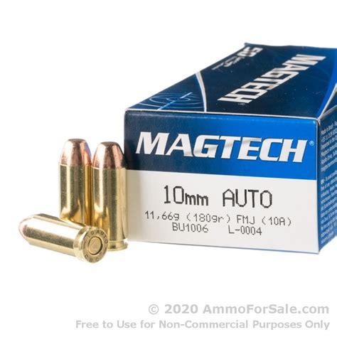 10mm Fmj Ammo Sale