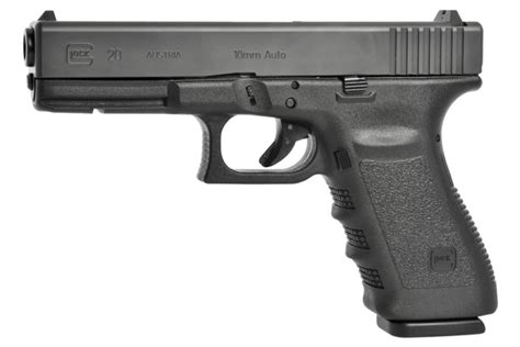 10mm Glock 20sf Handgun