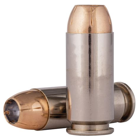 10mm Pistol Ammo Specs