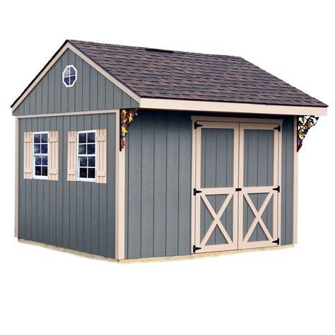 10x10 storage shed home depot.aspx Image
