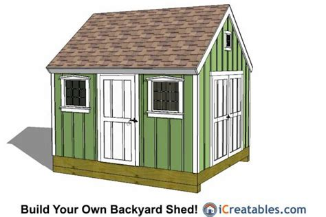 10x12-Colonial-Shed-Plans
