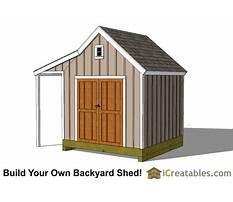 Best 10x12 cape cod shed plans
