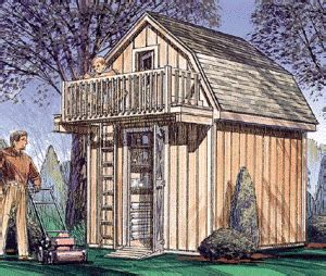 10x14-Shed-Plans-With-Loft