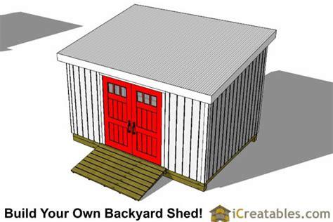 10x30-Storage-Shed-Plans