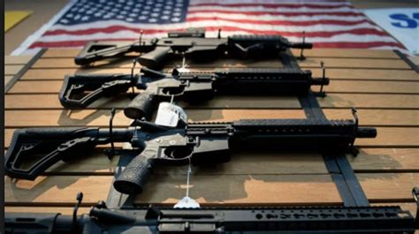11 Of Out 19 Mass Shootings Didnt Use Rifles