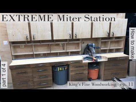 11 how to build the extreme miter station Image