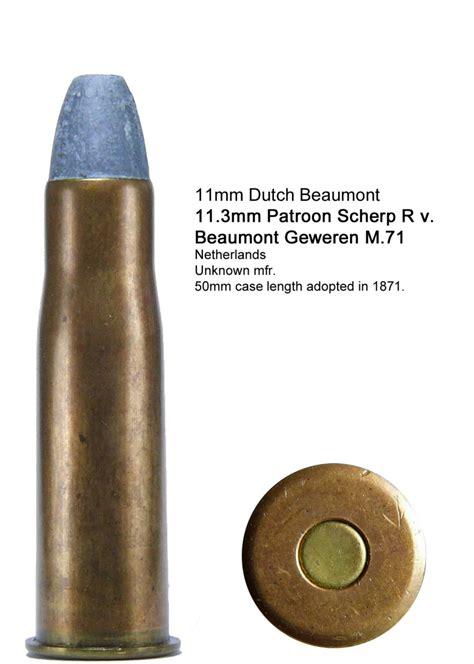 11mm Dutch Beaumont Ammo