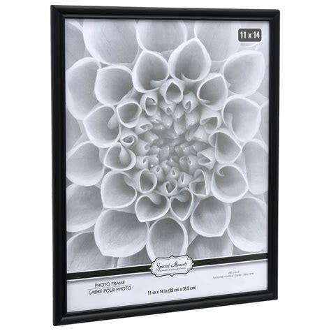 11x14 Black Plastic Picture Frames