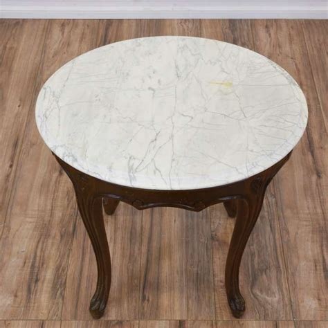12 Small Side Table Matble