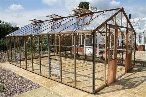 12 X 20 Greenhouse Plans