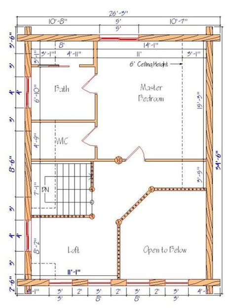 12 X 32 Gable Shed Plans