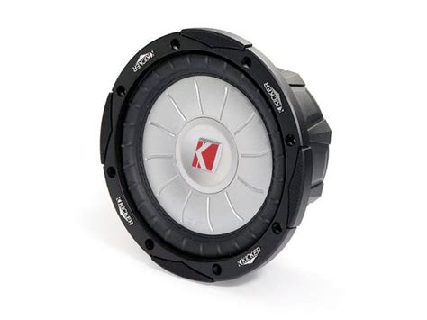 12 inch kicker comp cvt subwoofer pdf manual