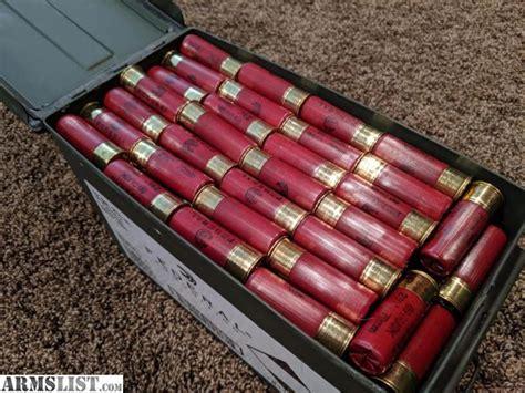 12 Gauge 2 3 4 Shotgun Shells Bulk And 12 Gauge Shotgun Grenade Rounds