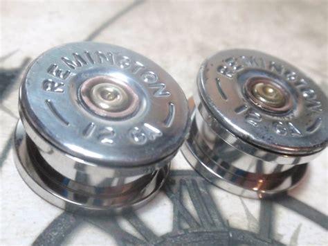 12 Gauge Shotgun Ear Plugs And 12 Gauge Shotgun Shells Rock Salt
