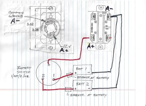 12 Volt Motor Wiring Diagram For Heater