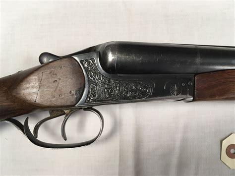 12 Ga Double Barrel Shotgun Ih 58 Ussr