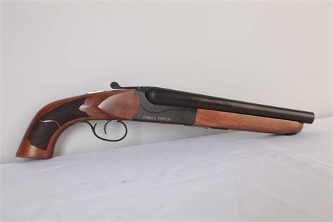 12 Ga Short Barrel Shotgun