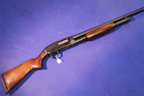 12 Ga Winchester Shotgun