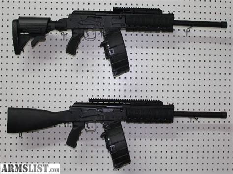 12 Gauge Ak 47 Shotgun For Sale